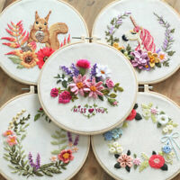 Embroidery Cross Stitch Kits for Beginners DIY Sewing Craft at Home