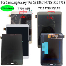 For Samsung Galaxy TAB S2 8.0 sm-T715 T719 T710 T713 LCD Display Touch Screen