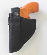 "Ambidextrous Belt Holster for ROSSI 2"" Barrel Revolvers"