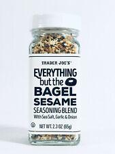 Trader Joe's Joes Everything But The Bagel Sesame Seasoning Blend 2.3oz-65g Jar