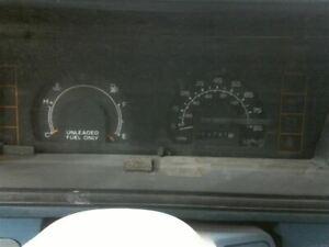 1981-1987 ISUZU PUP (PICKUP) Speedometer Head Only Round Face