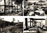 SIEVERSEN b. Harburg AK 50/60er Jahre Mehrbildkarte 4 Ansichten Gasthof Fotos