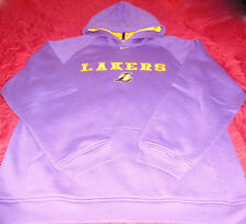 NEW Nike LOS ANGELES LAKERS FLEECE NBA L/S HOODIE  Purple- Sz M- LAST ONE