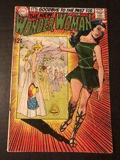 Wonder Woman 5 Comic Lot 179 184 185 186 188 DC