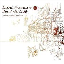 Saint Germain Des Pres Cafe-Vol. 8-Saint Germain Des Pres Cafe  CD NEW