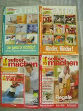 """8 x """"Selber machen"""" - Heimwerker Profitips - 8 div. Hefte für Selbermacher"""