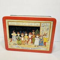Mary Engelbreit Vintage 1986 The Christmas Pageant Tin