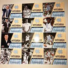 UPPER DECK NCAA Trading Cards 80 UNC North Carolina Smith Jordan Scott Williams