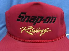 Vintage SNAP-ON TOOLS Racing Hat Motorsports Cap NASCAR Indy NHRA ARCA Champion