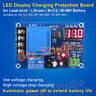 12V 24V 36V 48V Battery Automatic Charging Controller Protection Relay Switch