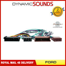 CT20FD11 Stereo Kabelbaum Iso Adapter Kabel für Ford Verstärkt System