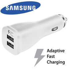 Original Samsung Galaxy S8 S8 Plus S9/S7/S6 Note 8 Adaptive Fast OEM Car Charger