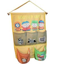 Rare South Park 5 Pocket Wall Door Storage Hanging Organizer!