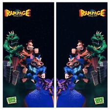 Rampage World Tour Arcade Side Art - 3M Premium Film w/ 3M Laminate