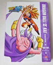 Dragon Ball Z Kai:final Chapters Pt 2 - Brand NEW DVD Set FREE SHIPPING