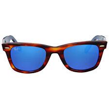 Ray-Ban Wayfarer Classic Blue Flash Sunglasses