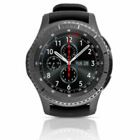 Samsung Gear S3 frontier SM-R765A 46mm Stainless steel Case Gray SmartWatch