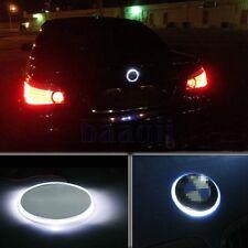 82mm Car Badge Logo Emblem LED Background Light For BMW 1 3 5 7 Series X3/5/6 FA