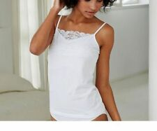 Damen-Trägertops figurbetonte Damenblusen, - Tops & -Shirts in Größe 44