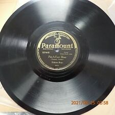 """78 Paramount 12746 Hokum Boys Pat-A-Foot Blues I Had To Give Up Gym 10"""""""