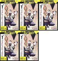 Y: The Last Man #1 What's Next (2002-2008) Vertigo Comics - 5 Comics