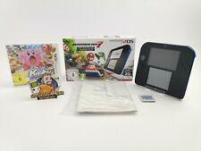Nintendo 2ds Konsole mit Kirby und Lego City