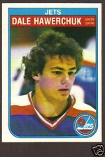 1982-83 OPC Hockey Dale Hawerchuk RC #380 Jets NM/MT