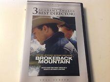 Brokeback Mountain  DVD Movie Ranch Hand Rodeo Cowboy Academy Award Winner