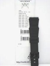 Genuine Casio Replacement Band Databank DBC62  22mm