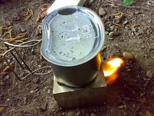 BCB CRUSADER STOVE MUG CUP LID 4 COOKING UNIT WATER POUCH BOTTLE PLCE INSULATED