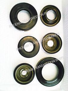4F27E FN4A-EL Transmission Molded Piston Set 1999-2003 MAZDA Protege 6 Pieces