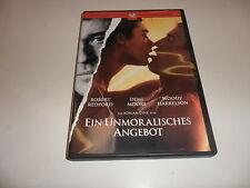 DVD  Ein unmoralisches Angebot