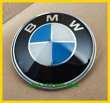 1 stemma logo anteriore BMW ORIGINALE SERIE 1 3 5 6 7 X1 X3 X5 X7 Z1 Z3 Z4 82mm