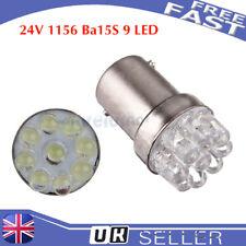 1x BA15S 1156 P21W DC24V 9 LED Coche Freno de señal de vuelta bombilla Indicador de luz de la cola Z
