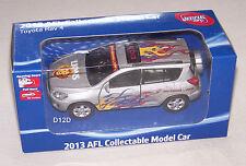 Brisbane Lions 2013 AFL Collectable Toyota Rav 4 Model Car New