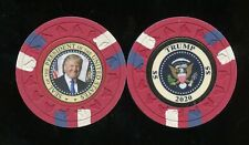 $5 DONALD TRUMP 2020 CHIP 45TH PRESIDENT LTD 50 outside of 150 SETS FREE SHIP