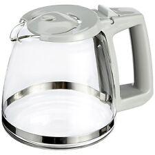 Melitta Typ 120 für M 720 Hellgrau-Weiss Glaskanne für Kaffe-/Espressomaschin
