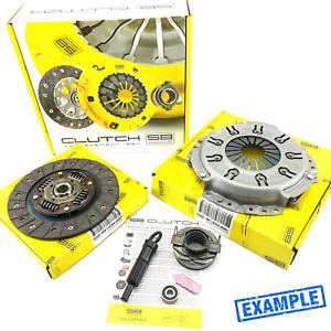 Schroder-Baumann Clutch Kit for Mazda 2 Mazda2 DE DY 1.5L ZY (200mm)