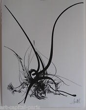 MORETTI RAYMOND LITHOGRAPHIE 1980 SIGNÉ AU CRAYON HANDSIGNED LITHOGRAPH HAGGADAH