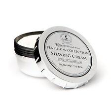 Taylor of Old Bond Street SCHIUMA DA BARBA PLATINUM COLLECTION Shaving Cream Inghilterra