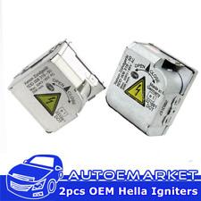 2*Hella 5DD008319-50 D2S D2R Xenon Bulb Ignitor ForMercedes Ford BMW Range Rover
