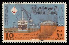 "IRAQ 440 (Mi489) - Inauguration of the Port of Um Qasr ""Freighter"" (pa66578)"