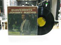 Johnny Mathis LP Argentina Sanft 1958 Mit Percy Faith Orchestra