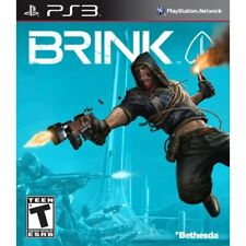 Brink For PlayStation 3 PS3 Very Good 2E