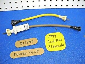 Mar 1996-1999 Cadillac Eldorado Driver Cable Memory Power Seat Part