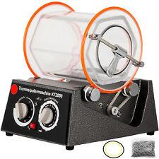 New listing 5Kg Rotary Tumbler Surface Polisher Jewelry Rock Polishing Finishing Power Tool