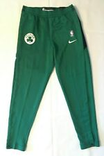 NWT NIKE NBA BOSTON CELTICS GREEN THERMAFLEX SHOWTIME PANTS MENS SIZE XLT RARE