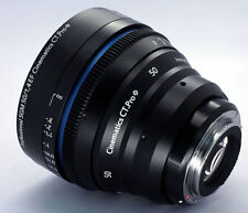 Customized sigma 50mm f1.4 Canon EF mount lens for BMCC BMPCC CANON 5D 6D RED