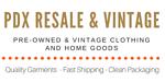 PDX Resale And Vintage