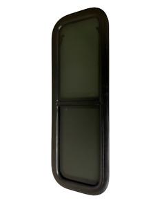 "13.5"" Width x 37.5"" Height Vertical Slider RV Window Cargo Trailer W/ Screen"